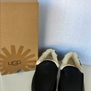 ❤️Brand New UGG Men Ascot Moccasin Slippers.